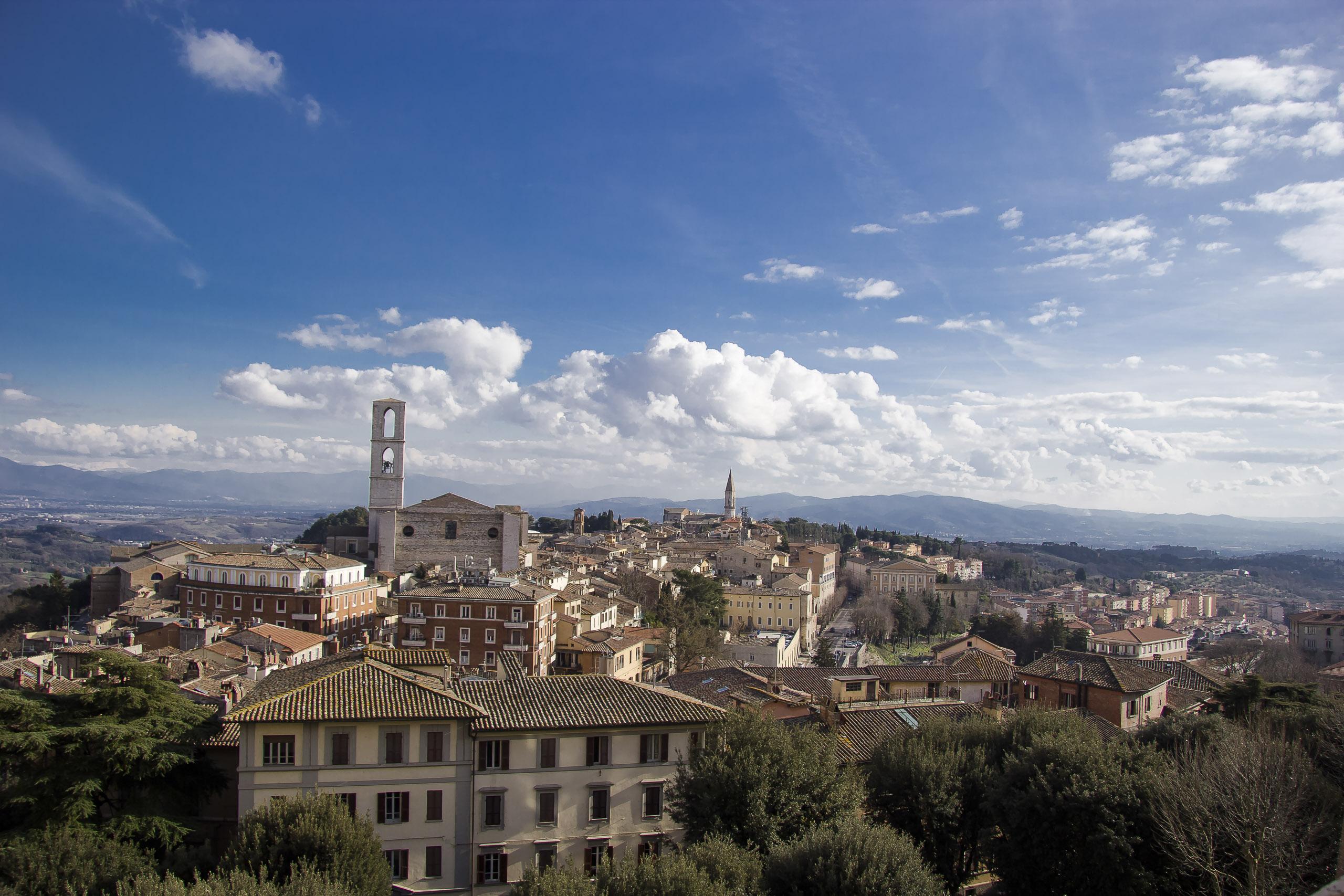 Come arrivare - Perugia Centro Storico - B&B Le Naiadi