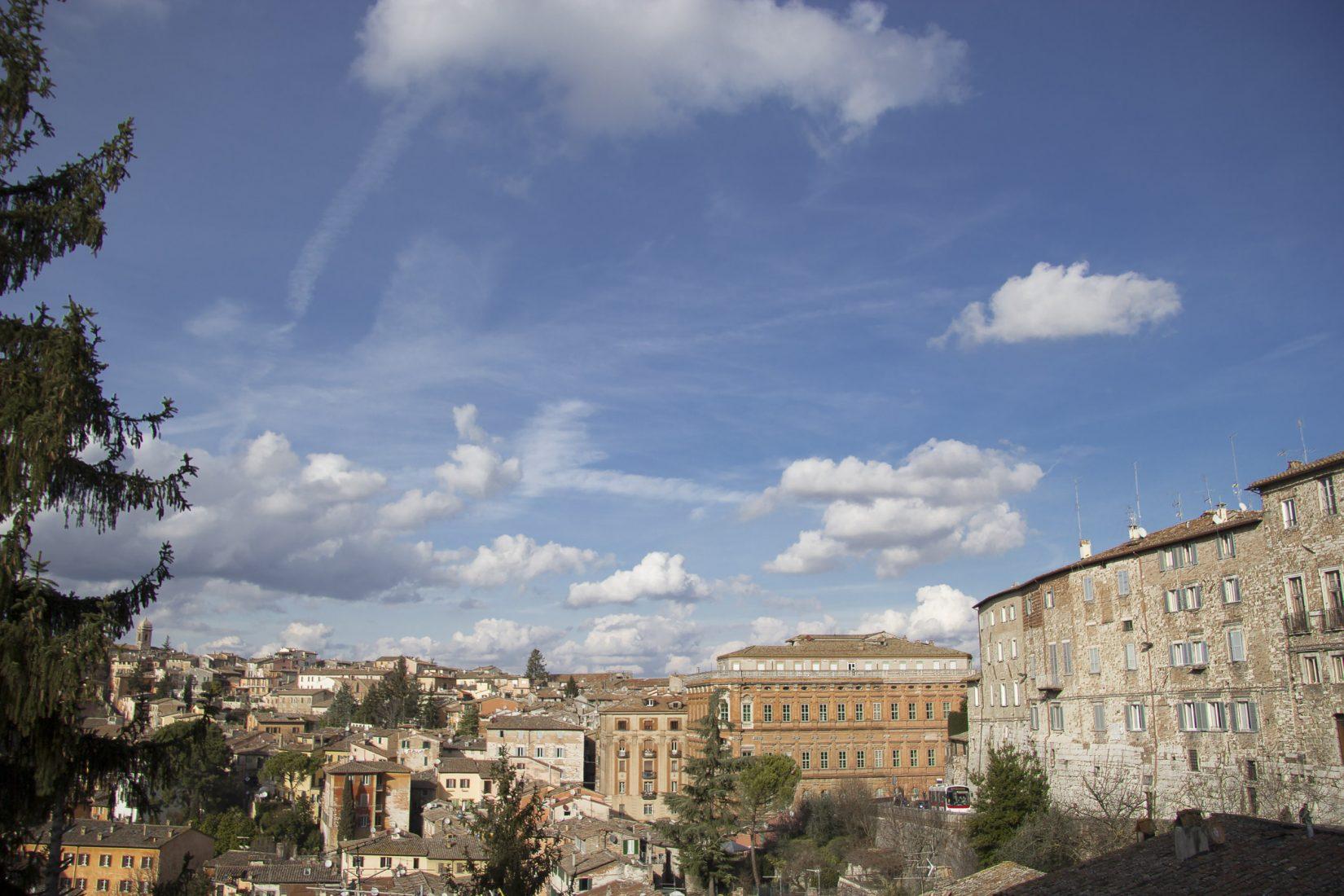 Come arrivare - B&B Le Naiadi - Perugia Centro Storico
