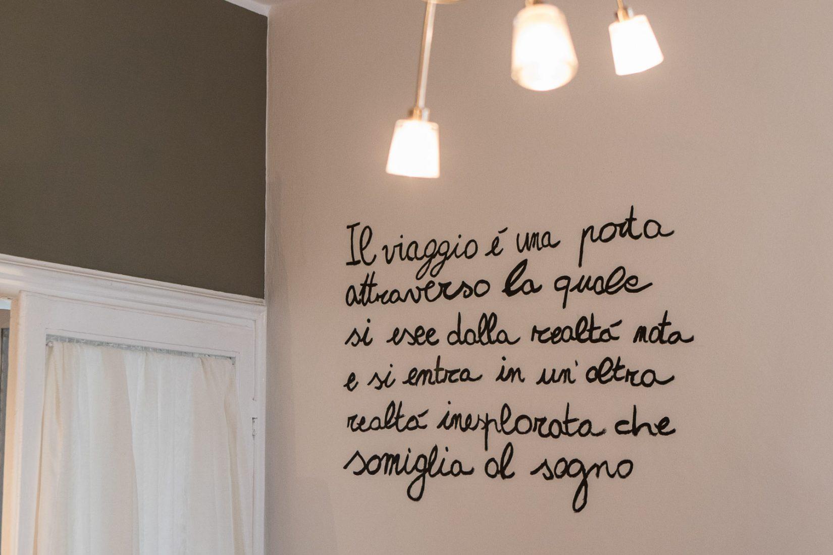 Maupassant - B&B Le Naiadi - Perugia Centro Storico